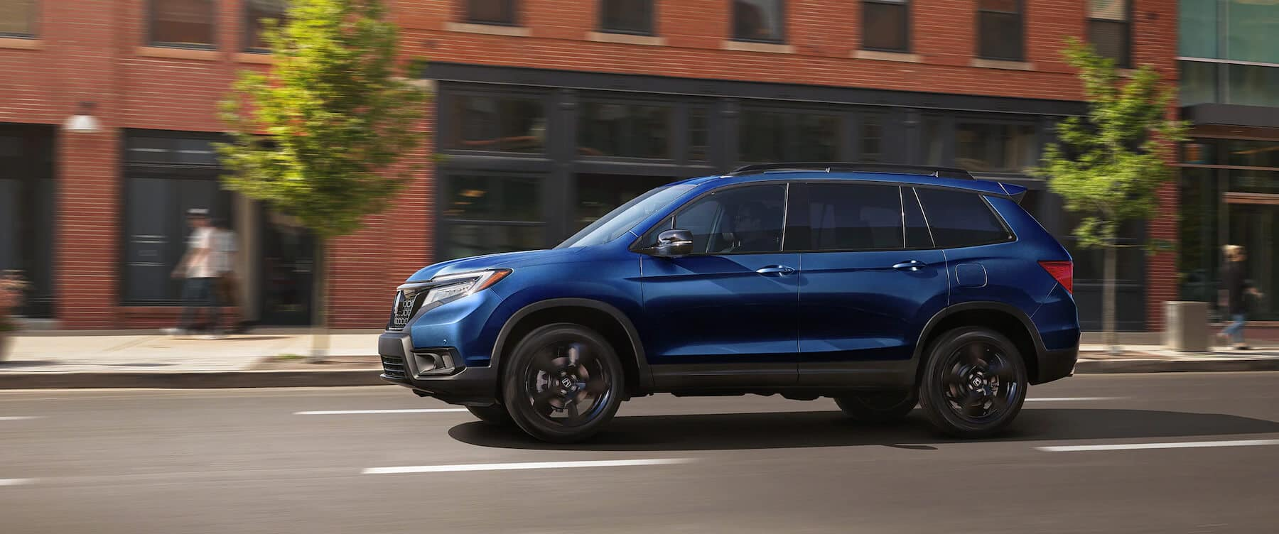 Honda SUV Lineup: 2021 Passport Slider