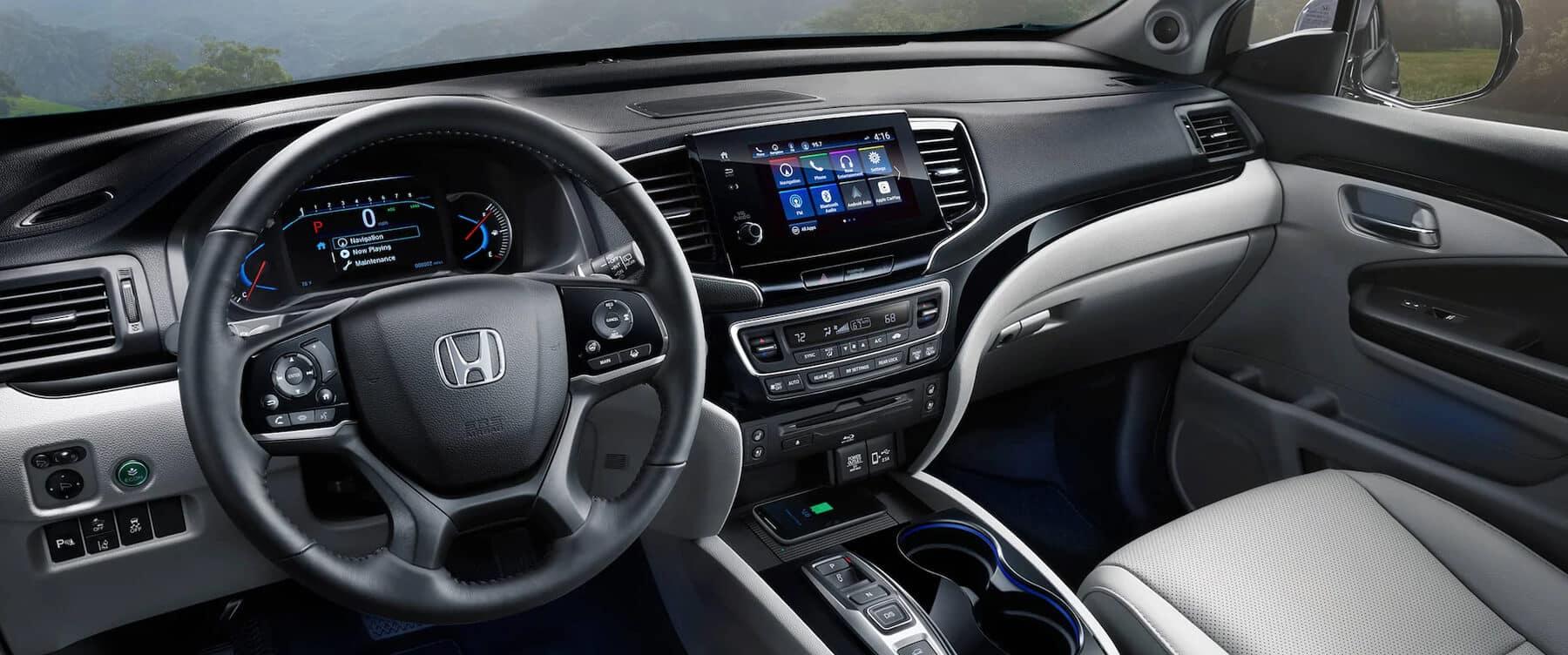 Honda SUV Lineup: 2021 Pilot Slider