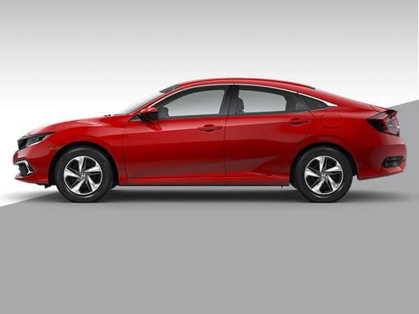 2020 Honda Civic<br><small>Special Finance Offer</small>