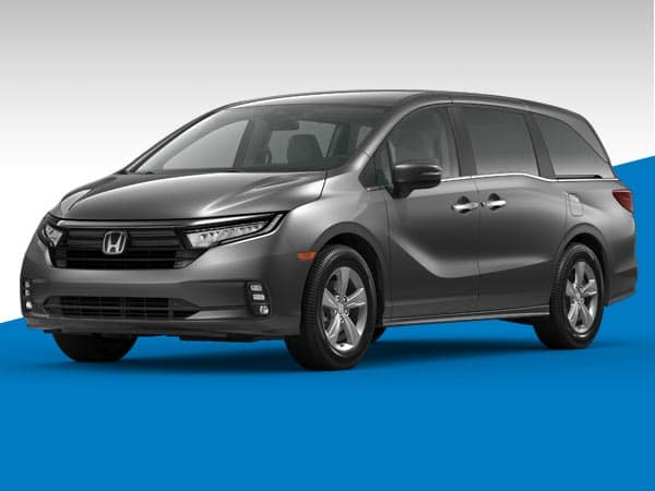 2021 Odyssey 10-Speed Automatic EX-L FWD<br><small><strong>Black Friday</strong> Lease Offer</small>