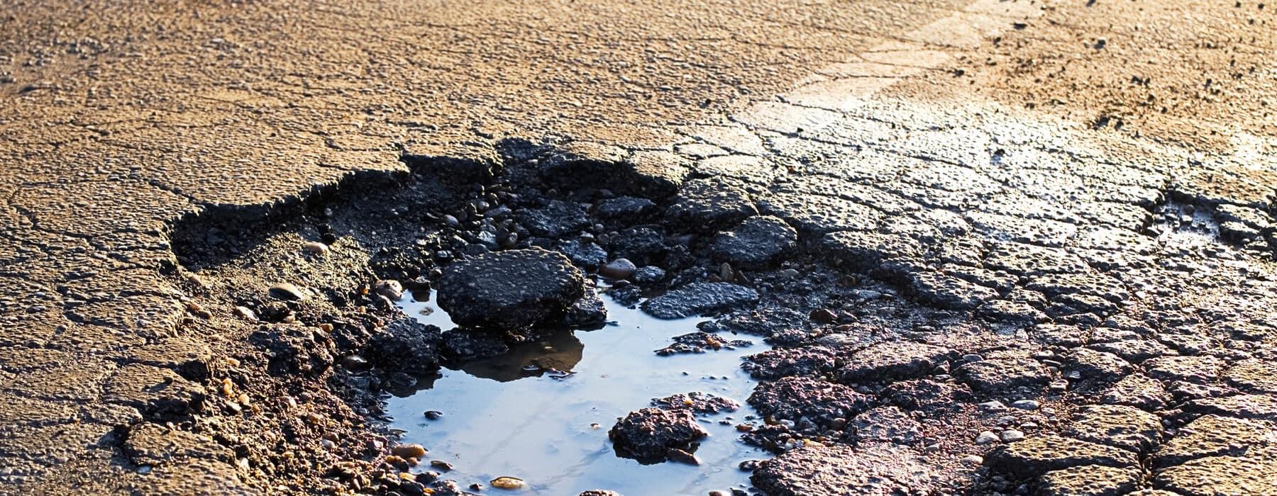 Vern Eide Honda Potholes Slider
