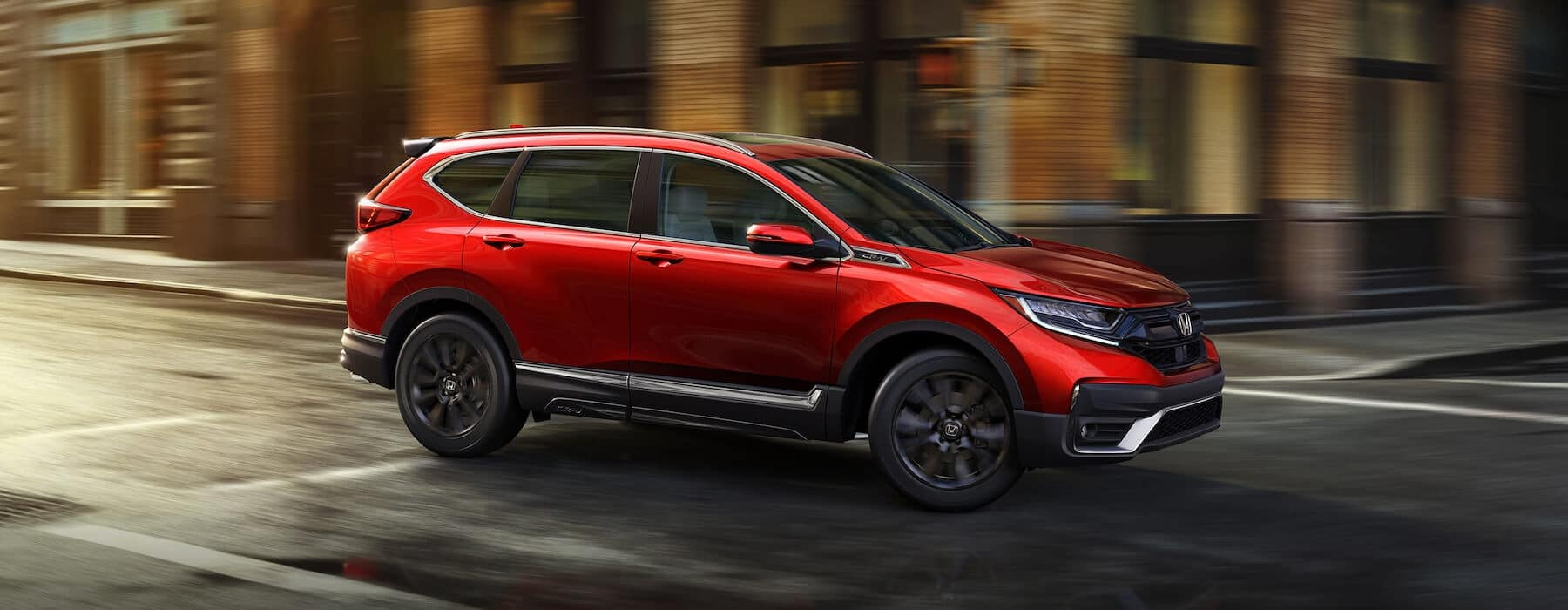 Why Choose the 2020 Honda CR-V Slider
