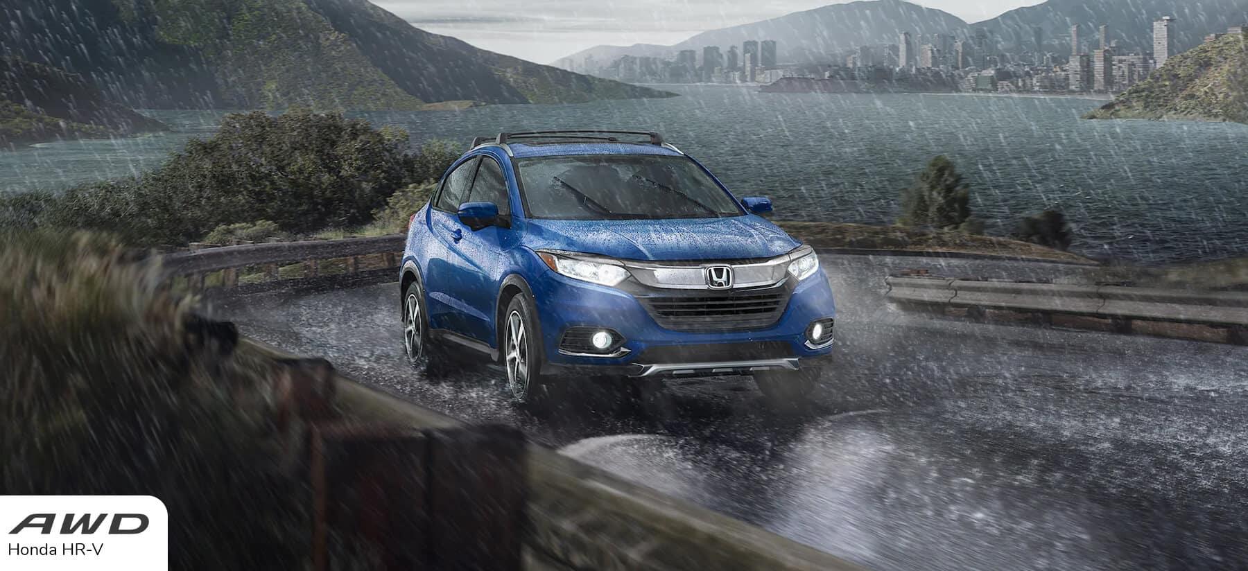 Honda All-Wheel Drive HR-V Slider
