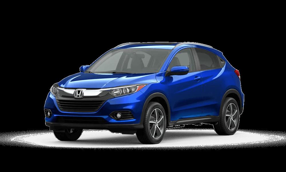 Honda HR-V All-Wheel Drive Jellybean