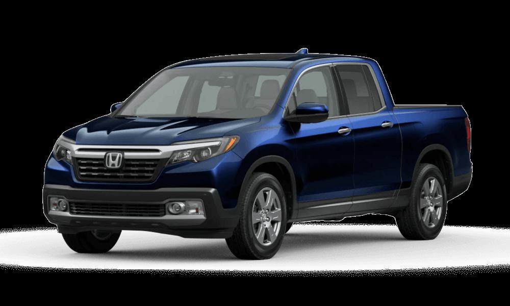 Honda Ridgeline All-Wheel Drive Jellybean