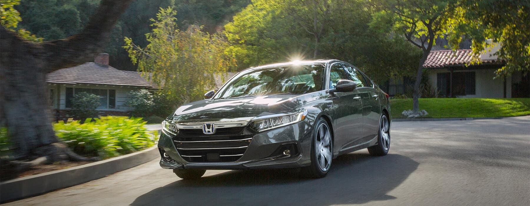 Redesigned 2021 Honda Accord Slider