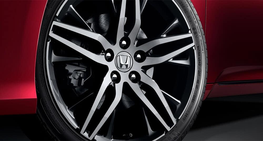 2021 Honda Accord Wheel Closeup Image
