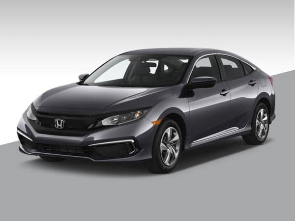 2021 Honda Civic<br><small>Special Finance Offer</small>