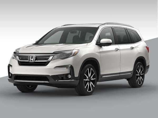 2021 Honda Pilot<br><small>Special Finance Offer</small>