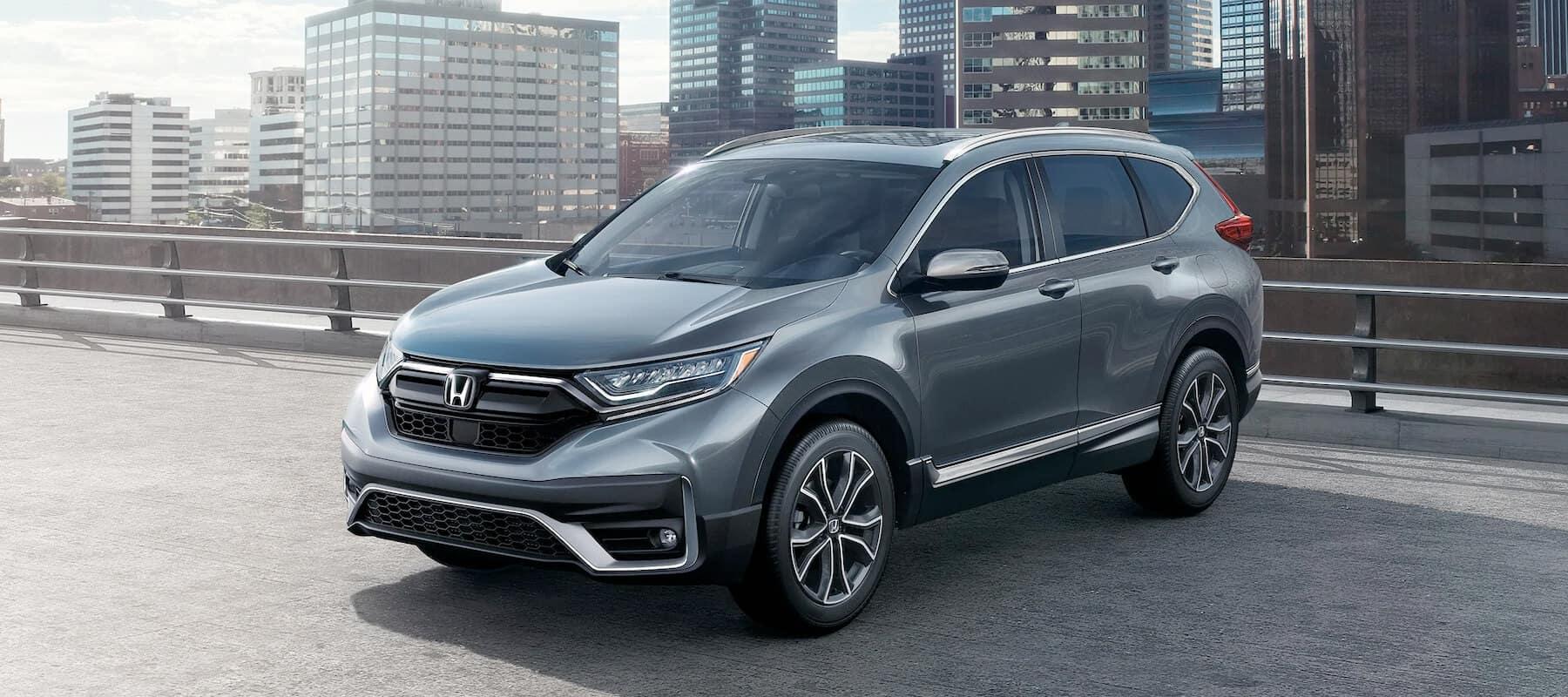 Introducing the New 2021 Honda CR-V Slider