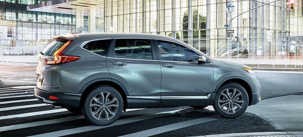 2021 Honda CR-V Release Date Image