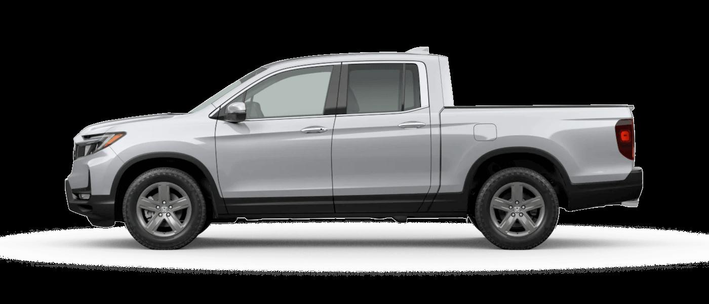 2021 Ridgeline with Honda Sensing