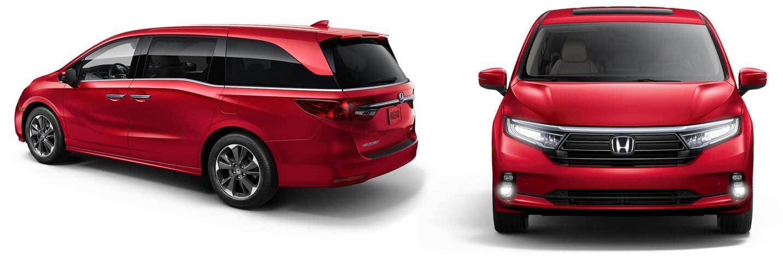 2022 Honda Odyssey Colors