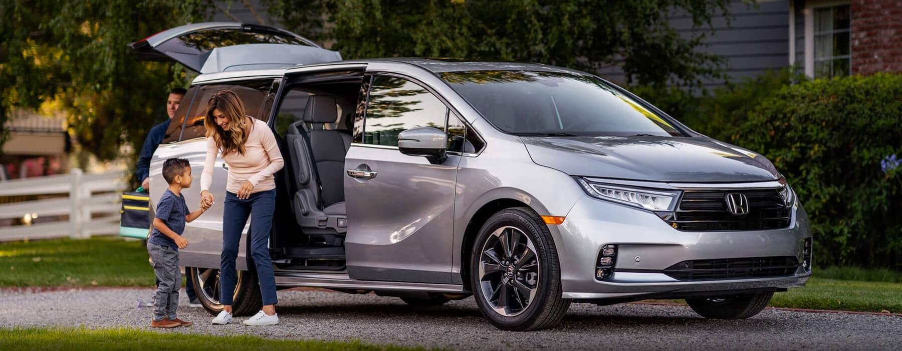 2022 Honda Odyssey Overview Vern Eide Honda Slider