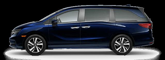 2022 Honda Odyssey Touring Trim