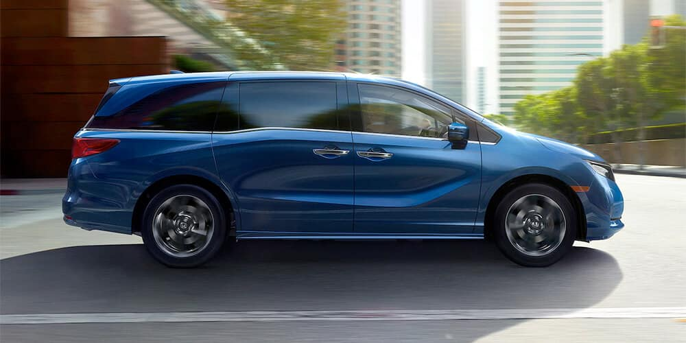 2022 Honda Odyssey for Sale Image