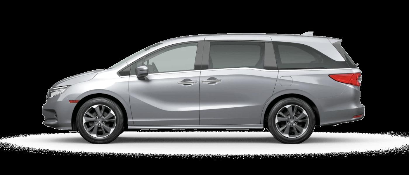 2022 Odyssey with Honda Sensing
