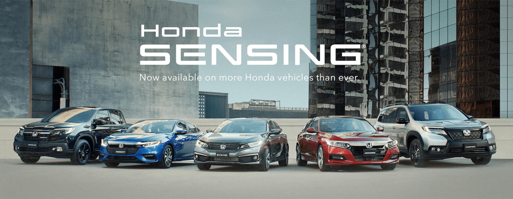 Honda Sensing Vern Eide Honda in Sioux Falls Slider