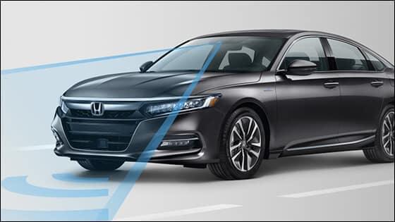 Honda Accord with ACC