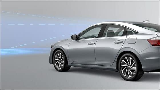 Honda Insight with ACC