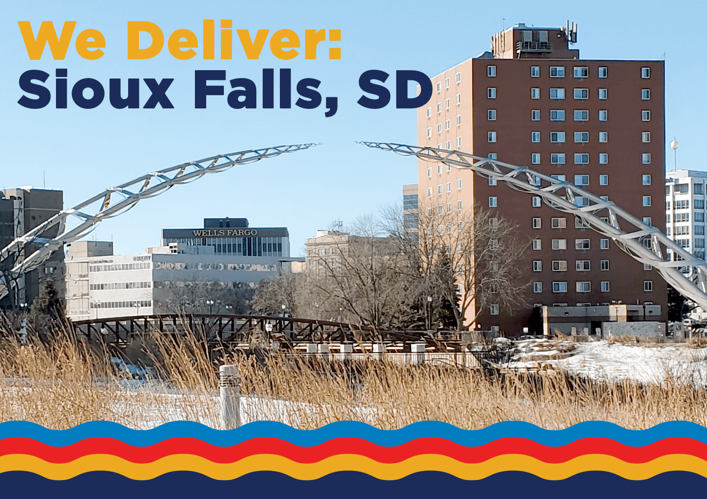Vern Eide Honda We Deliver Sioux Falls, SD City Image