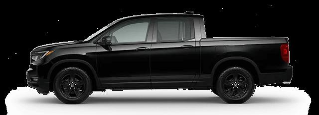 2021 Honda Ridgeline Black Edition Trim Level