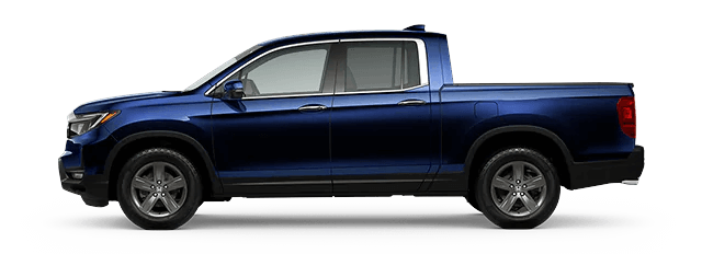 2021 Honda Ridgeline RTL-E Trim Level