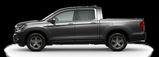 2021 Honda Ridgeline RTL Trim Level