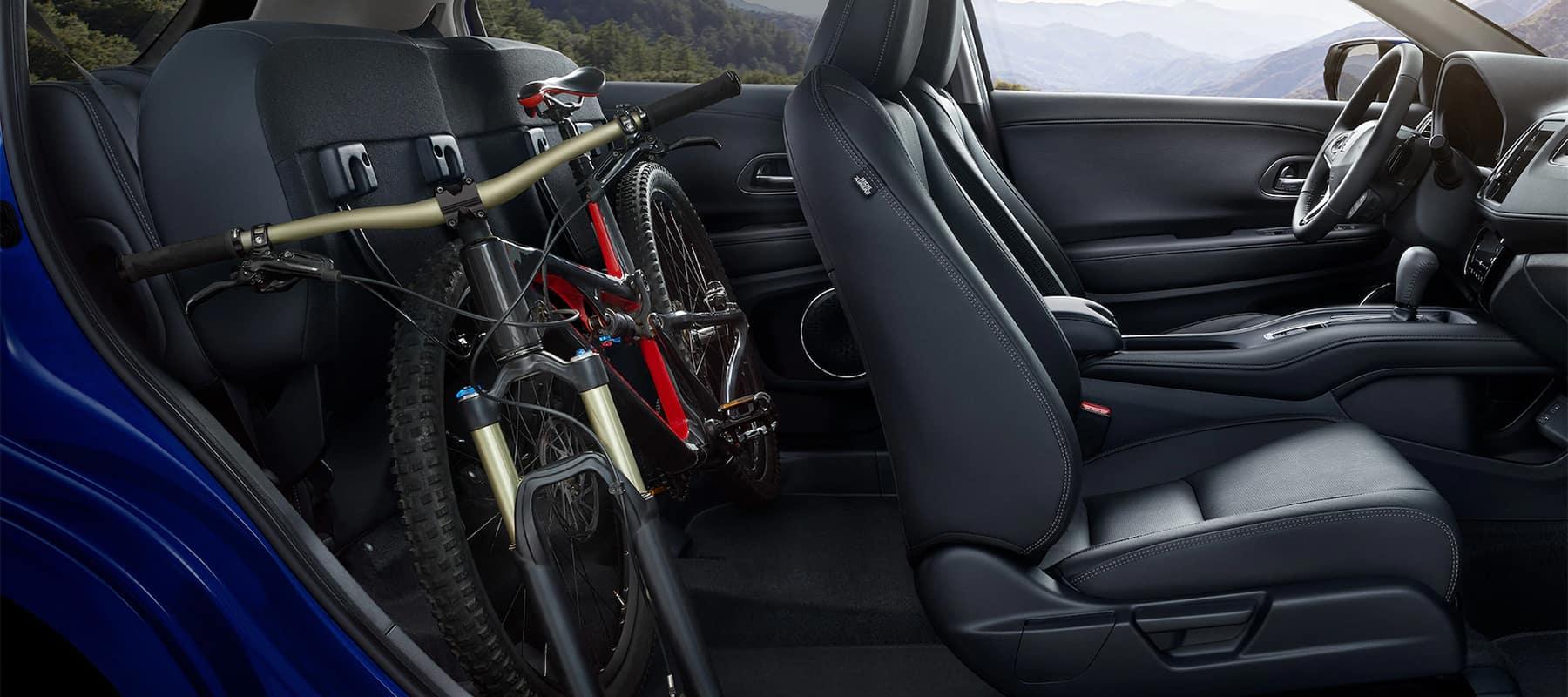 2021 Honda HR-V Configuration Tall Mode Slider