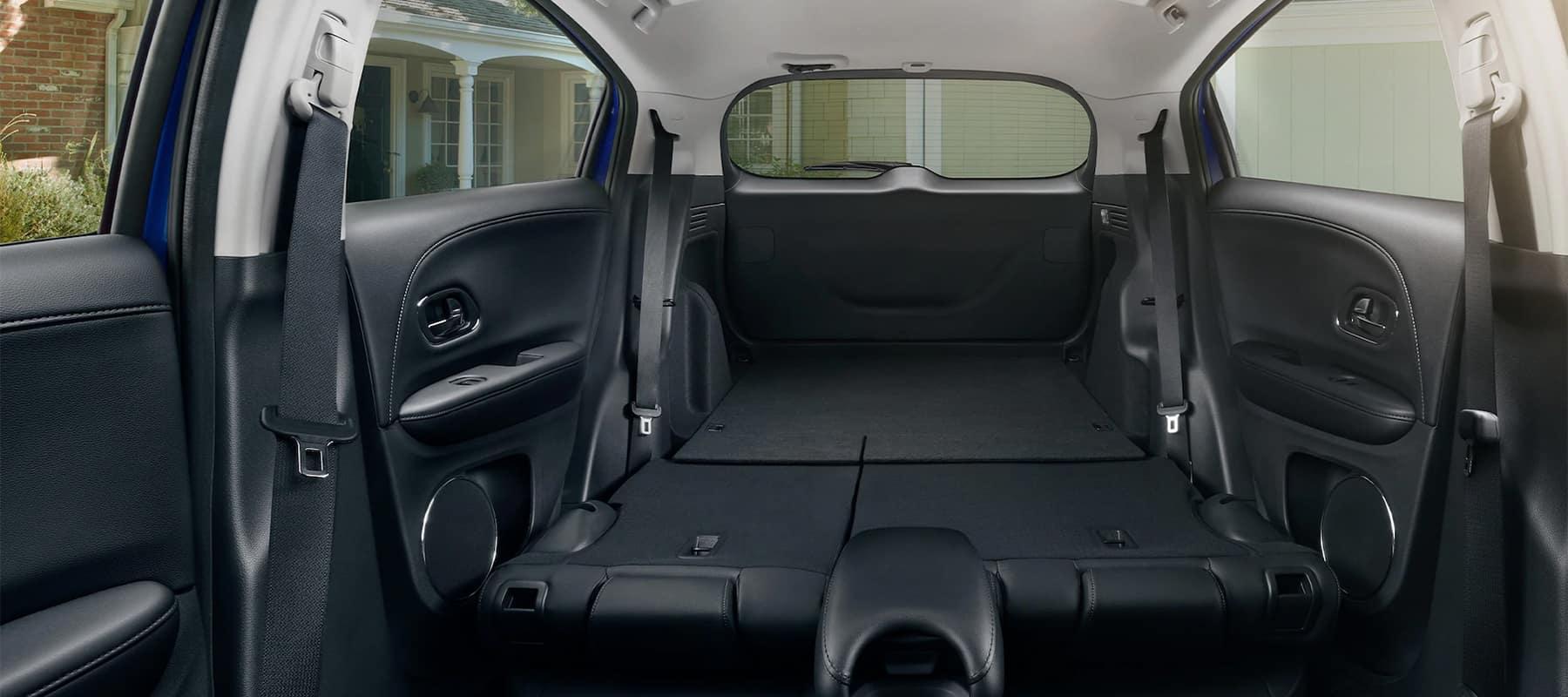 2021 Honda HR-V Configuration Utility Mode Slider