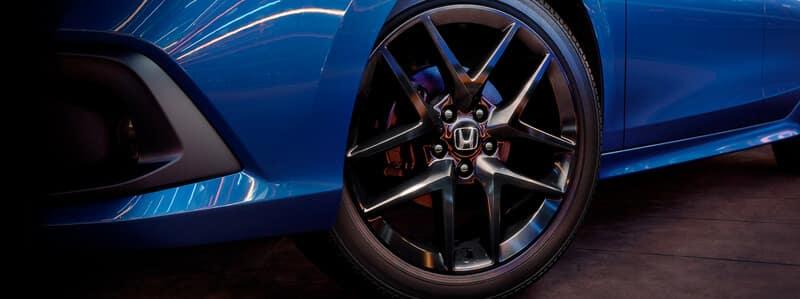 2022 Honda Civic Sedan Exterior Specs