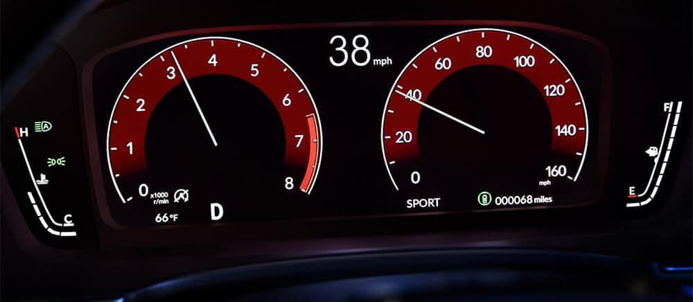 2022 Honda Civic Sedan MPG Image
