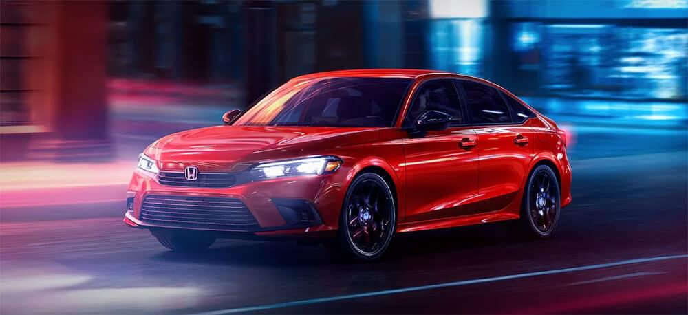 2022 Honda Civic Sedan Release Date Image