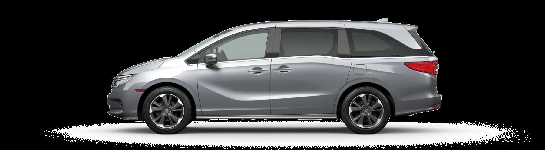 2022 Honda Odyssey with TSR