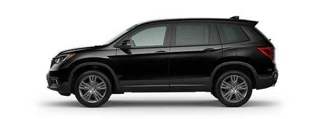 2021 Honda Passport EX-L Trim Level