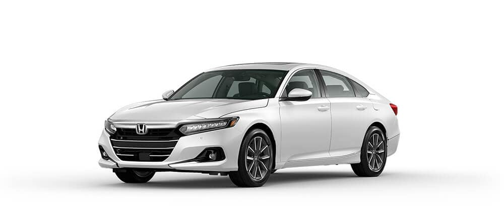 Honda Accord with Blind Spot Information System