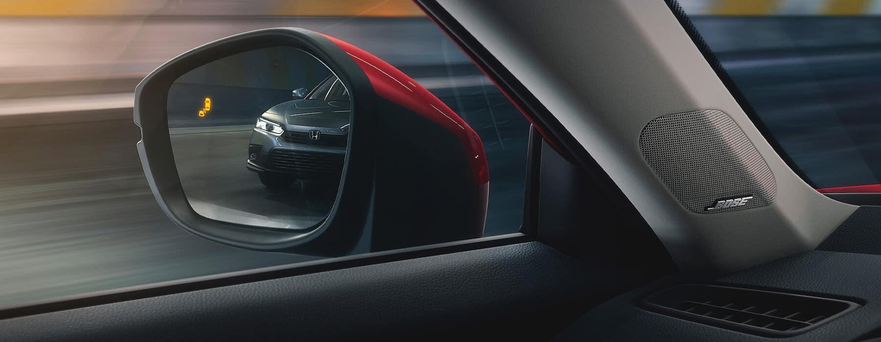 Honda Blind Spot Information System VEHSF Slider