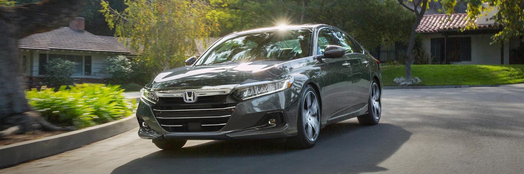 Honda Is Most Fuel Efficient Automaker Slider