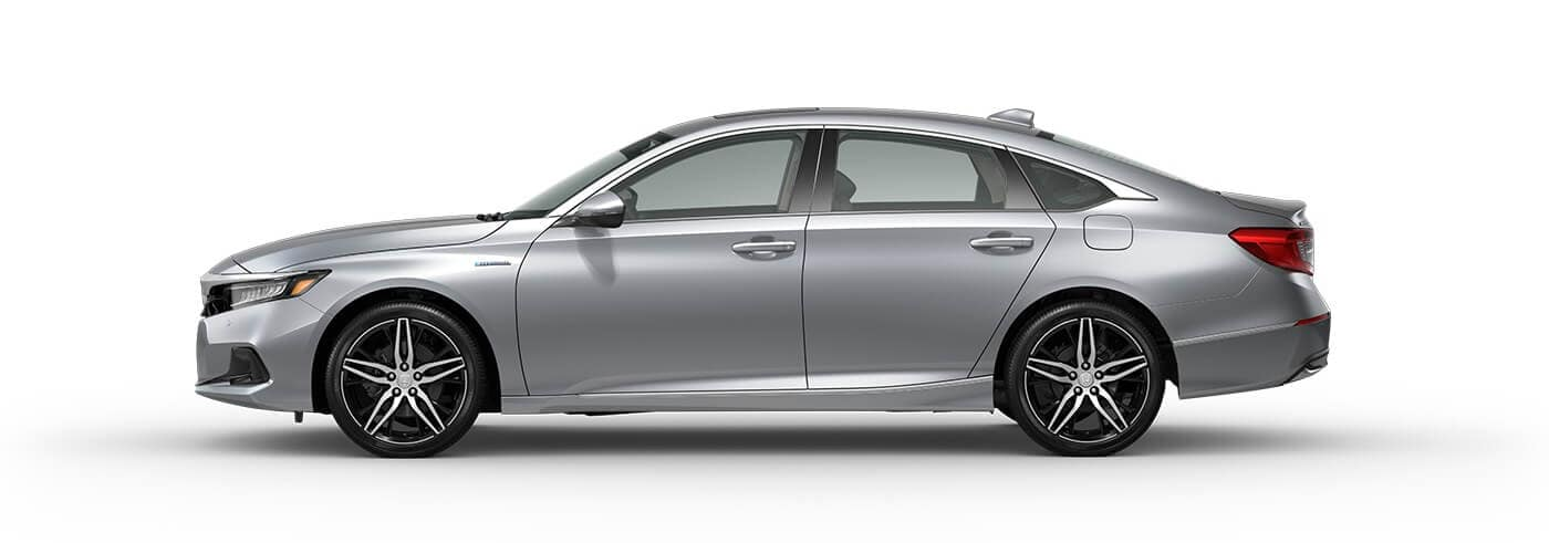 Honda Most Fuel Efficient 2021 Accord Hybrid
