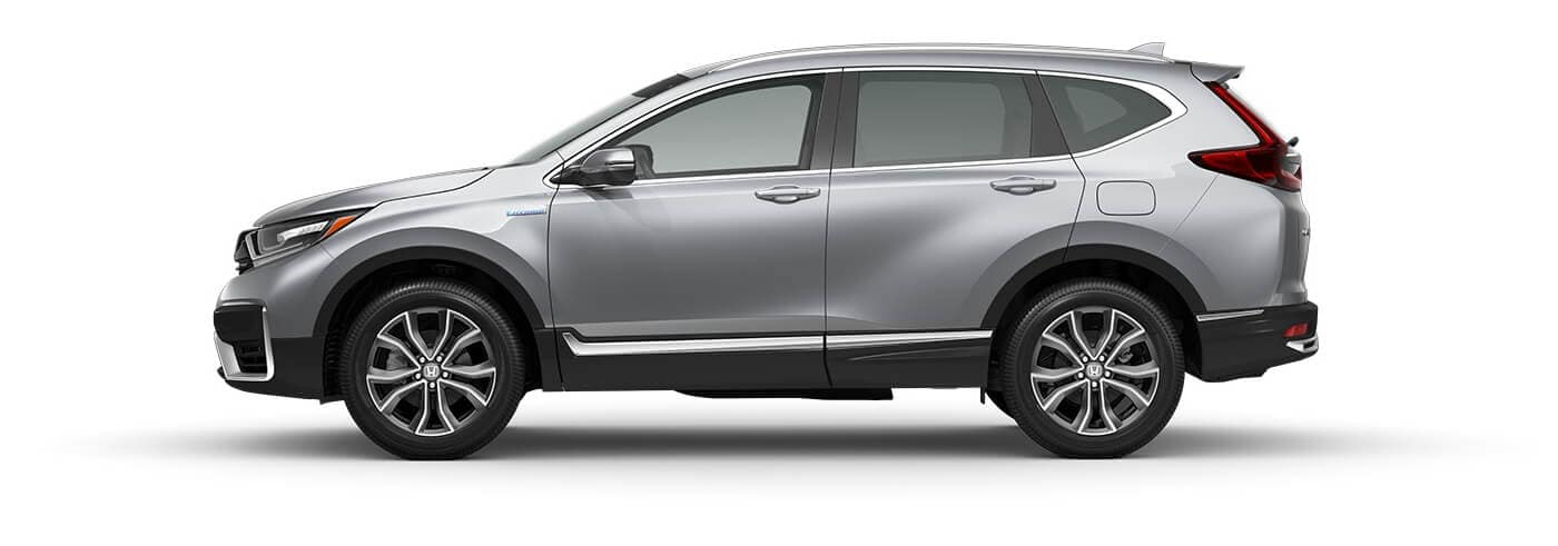 Honda Most Fuel Efficient 2021 CR-V Hybrid