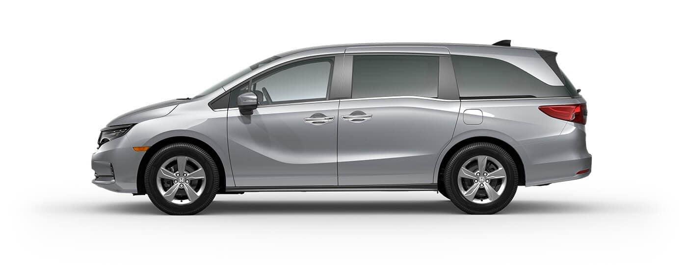 Honda Odyssey with Blind Spot Information System