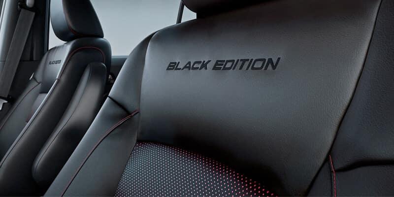 New Honda Pilot Black Edition Interior Image