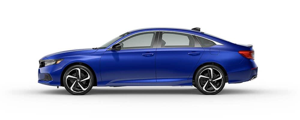 New Honda Accord Colors Profile