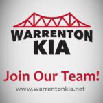 Warrenton Kia Join Our Team