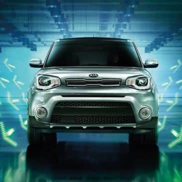 2019 Kia Soul technology