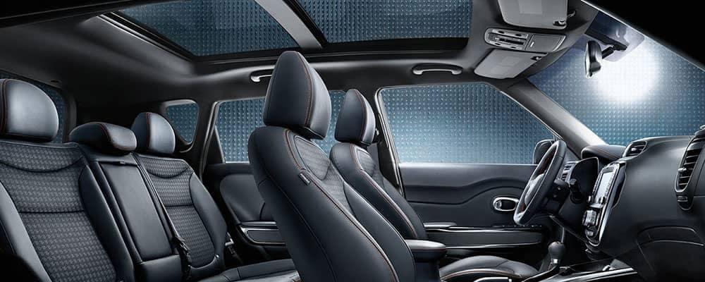 2019 Kia Soul Interior Features Warrenton Kia