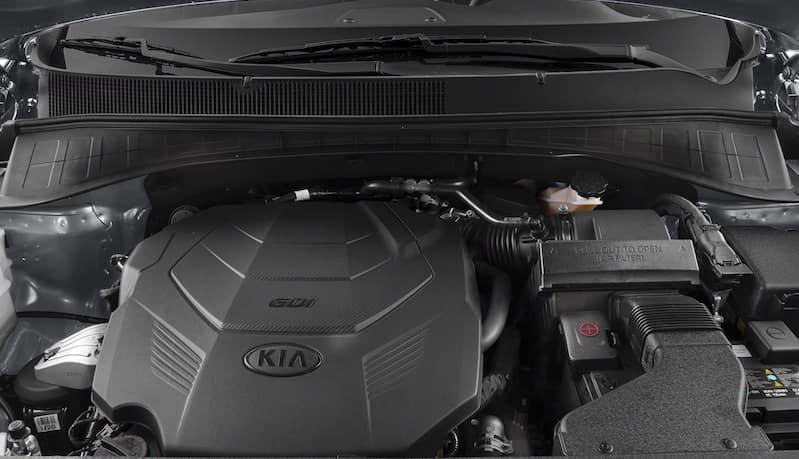 2019 Kia Sorento engine