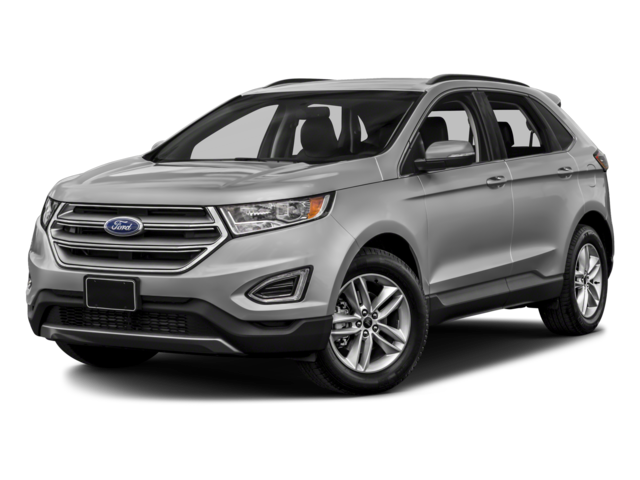 Gray 2018 Ford Edge