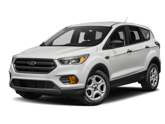 White 2019 Ford Escape