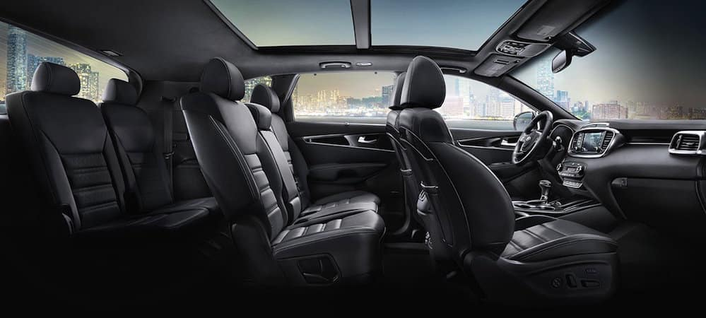 2019 Kia Sorento Interior Dimensions Features Suv With 3rd Row In